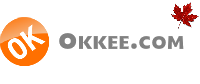 OKKEE – SAVE UP TO 60% ON YOUR HOME RENO Logo